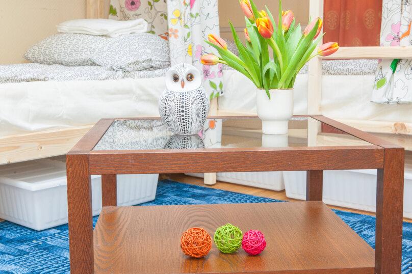 Кровать в общем женском номере с 10 кроватями, 1-я Тверская-Ямская улица, 36с1, метро Белорусская, Москва - Фотография 1