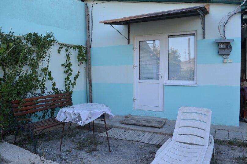 Дачный домик у моря, 18 кв.м. на 2 человека, 1 спальня, улица Истрашкина, 10Б, Уютное, Судак - Фотография 5