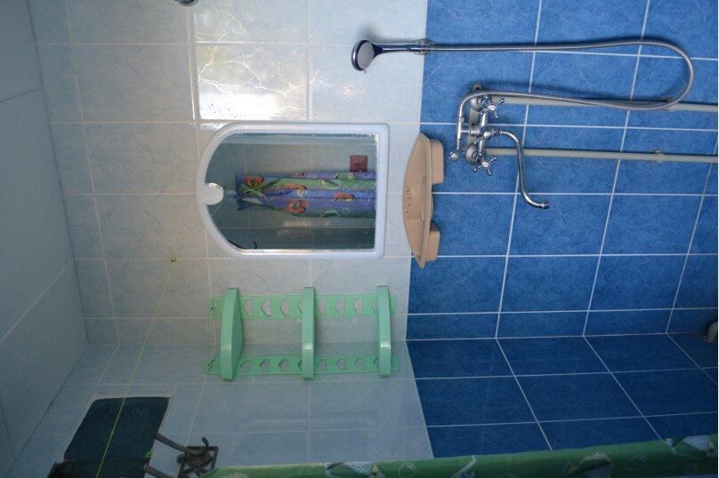 Дачный домик у моря, 18 кв.м. на 2 человека, 1 спальня, улица Истрашкина, 10Б, Уютное, Судак - Фотография 10