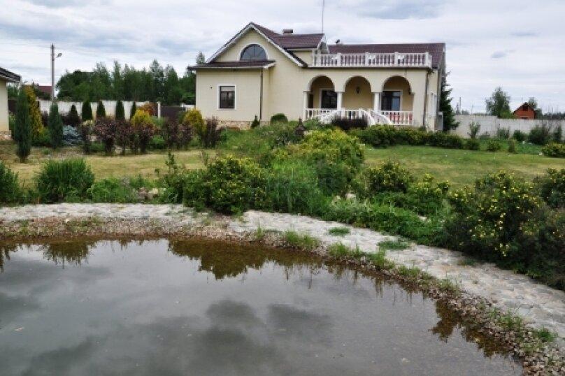 Дом с русской баней, 500 кв.м. на 20 человек, 3 спальни, д. Рыжево, 46а, Егорьевск - Фотография 2