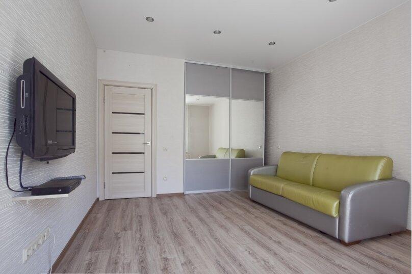 1-комн. квартира, 45 кв.м. на 3 человека, Московский проспект, 9, Выборг - Фотография 1