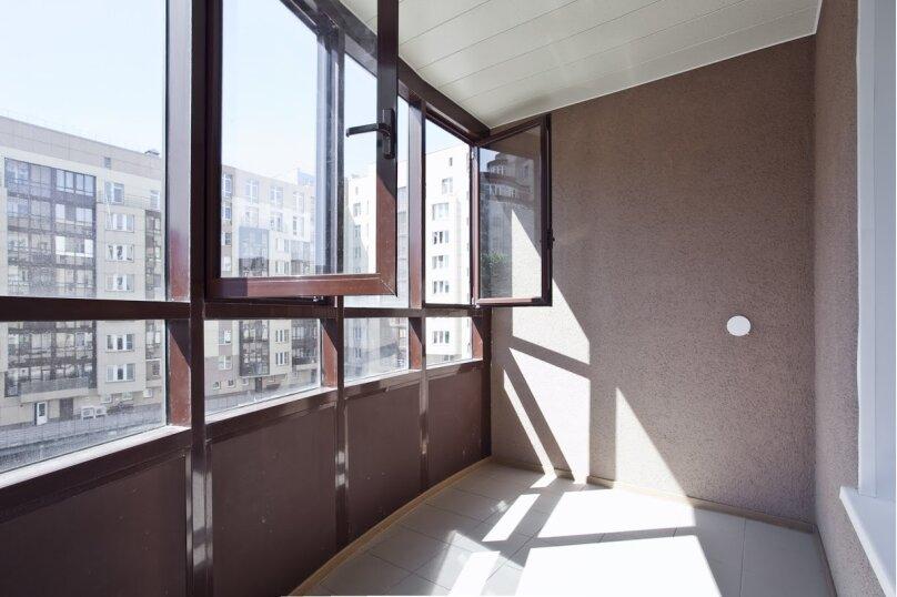 1-комн. квартира, 45 кв.м. на 3 человека, Московский проспект, 9, Выборг - Фотография 14