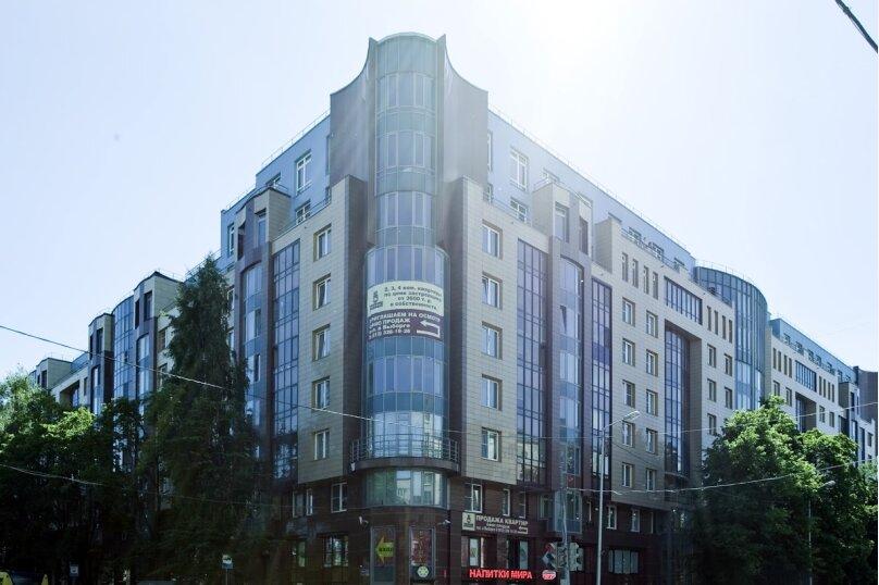 1-комн. квартира, 45 кв.м. на 3 человека, Московский проспект, 9, Выборг - Фотография 16