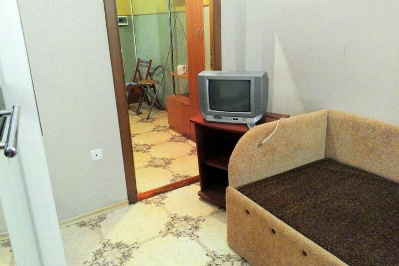 1-комн. квартира, 27 кв.м. на 5 человек, Красноармейская улица, 11, Ялта - Фотография 11