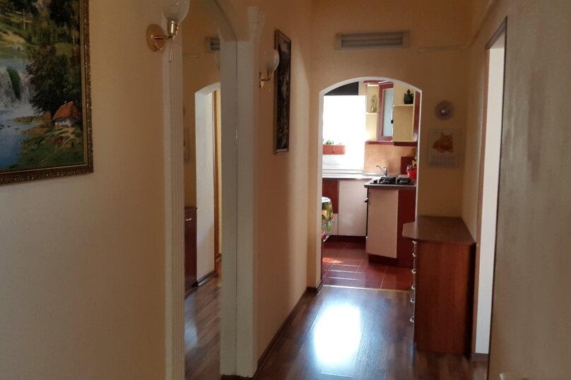 2-комн. квартира, 50 кв.м. на 4 человека, улица Дёмышева, 16, Евпатория - Фотография 5