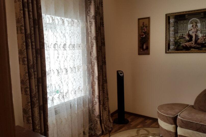 2-комн. квартира, 50 кв.м. на 4 человека, улица Дёмышева, 16, Евпатория - Фотография 7