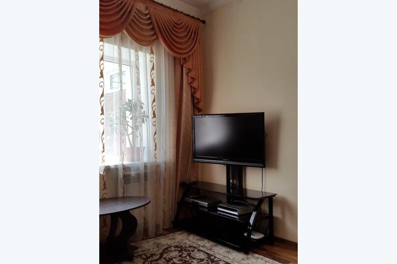 2-комн. квартира, 50 кв.м. на 4 человека, улица Дёмышева, 16, Евпатория - Фотография 13