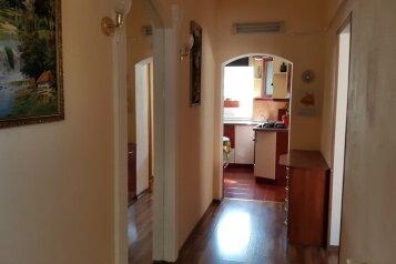 2-комн. квартира, 50 кв.м. на 4 человека, улица Дёмышева, Евпатория - Фотография 1