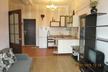 2-комн. квартира, 40 кв.м. на 4 человека, Приморская улица, Уютное, Судак - Фотография 1