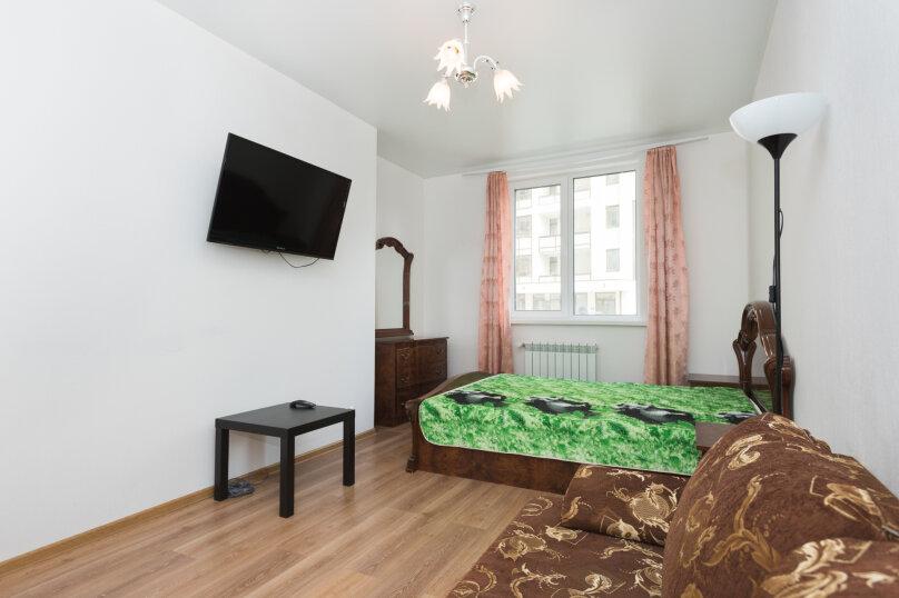 1-комн. квартира, 43 кв.м. на 4 человека, улица Мичурина, 132, Екатеринбург - Фотография 2