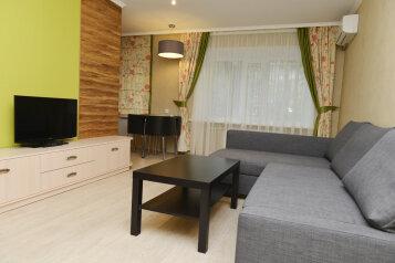 1-комн. квартира, 39 кв.м. на 3 человека, Московская улица, Московский округ, Калуга - Фотография 1
