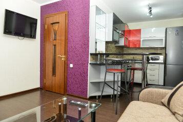 2-комн. квартира, 55 кв.м. на 4 человека, Тульская улица, Ленинский округ, Калуга - Фотография 1