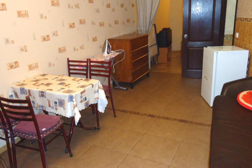 2-комнатный (первый этаж), Отрадная улица, 25, Отрадное, Ялта - Фотография 6