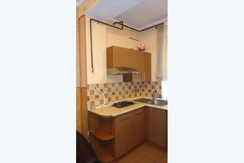 2-комнатный (первый этаж), Отрадная улица, 25, Отрадное, Ялта - Фотография 8