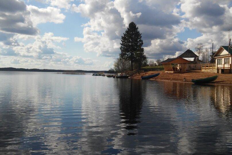 Дом на озере Селигер, 45 кв.м. на 6 человек, 2 спальни, д Могилево,  2, Осташков - Фотография 9