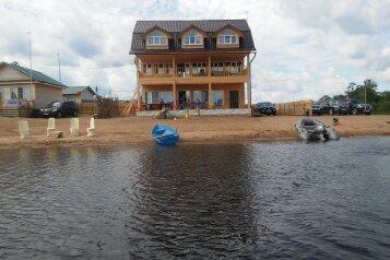 Дом на озере Селигер, 270 кв.м. на 24 человека, 8 спален, д Могилево , 25 A, Осташков - Фотография 1