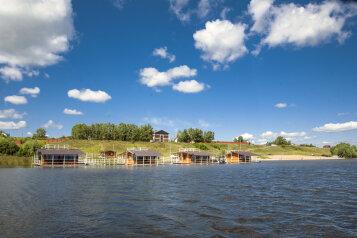 Дома на воде в Макаровке, 40 кв.м. на 6 человек, 3 спальни, 16К-0733, Казань - Фотография 3