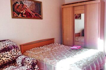 2-комн. квартира, 60 кв.м. на 6 человек, проспект Вячеслава Клыкова, 35, Центральный округ, Курск - Фотография 2