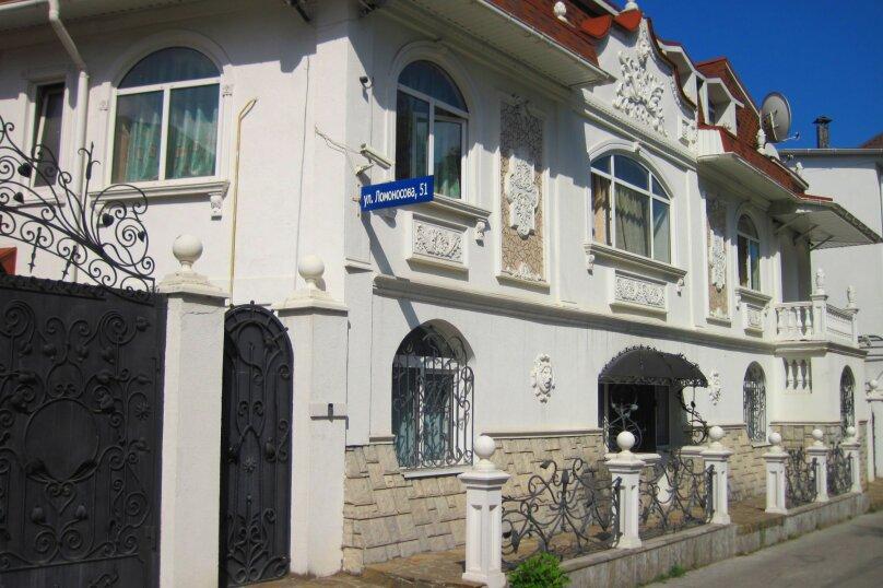 #Дом в Ялте с двориком, для семейного отдыха с детьми., улица Ломоносова, 51А на 2 комнаты - Фотография 24