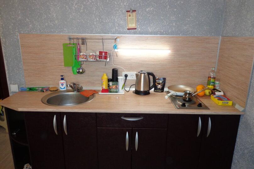 1-комн. квартира, 32 кв.м. на 6 человек, Заречная улица, 27Д, Ольгинка - Фотография 2