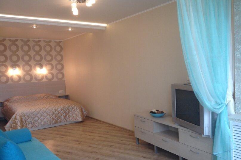 1-комн. квартира, 42 кв.м. на 4 человека, проспект Октября, 27, Уфа - Фотография 3