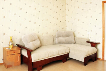 3-комн. квартира, 76 кв.м. на 7 человек, Демышева, Евпатория - Фотография 1