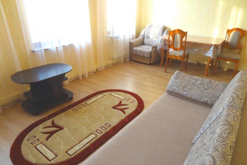 Люкс трехкомнатный, улица Мира, 20Г, Кабардинка - Фотография 2
