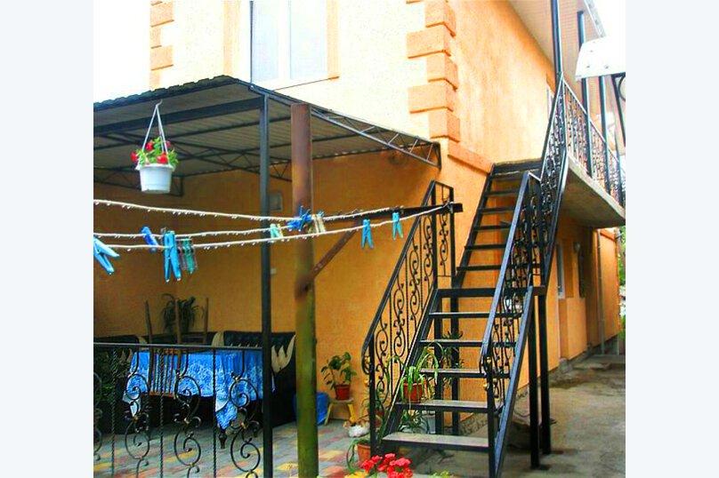 2) Однокомнатная кв-ра в собственном доме с кухней и отоплением на 2 человека, улица Колодяжного, 14, Динамо, Феодосия - Фотография 16
