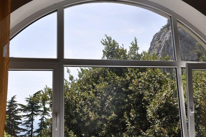 Частный дом. Люкс-студия с видом. на 3 человека, 1 спальня, улица Васильченко, 16, Симеиз - Фотография 20