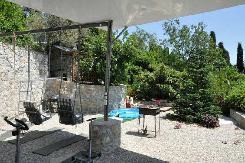 Частный дом. Люкс-студия с видом. на 3 человека, 1 спальня, улица Васильченко, 16, Симеиз - Фотография 21