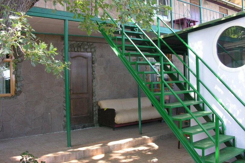 Сдам свое жилье в Лазурном, 80 кв.м. на 18 человек, 6 спален, Головкинского, 2, Лазурное, Алушта - Фотография 21