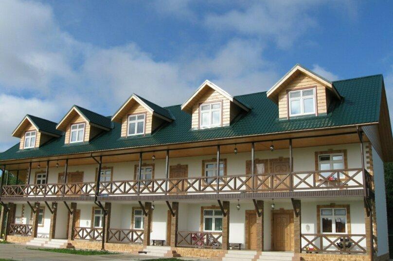 Дом на 4х человек. , 40 кв.м. на 5 человек, 1 спальня, Богалюбова, 1, Дубна - Фотография 1
