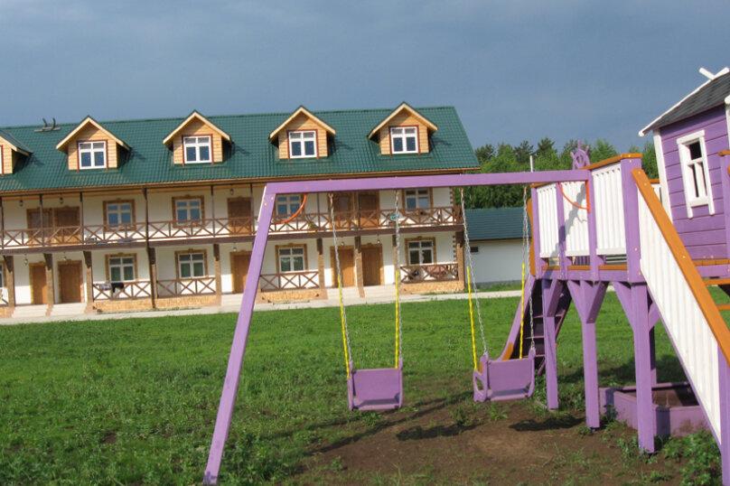 Дом на 4х человек. , 40 кв.м. на 5 человек, 1 спальня, Богалюбова, 1, Дубна - Фотография 15