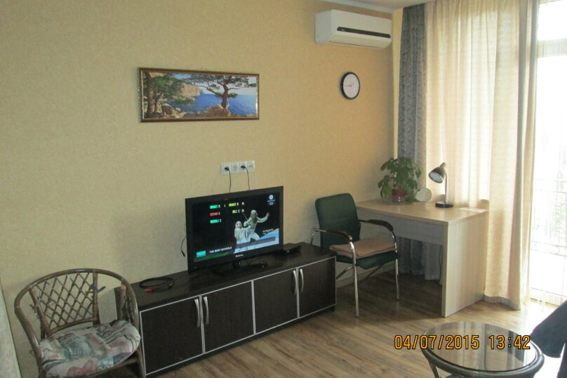 1-комн. квартира, 40 кв.м. на 4 человека, улица Пожарова, 20, Севастополь - Фотография 3