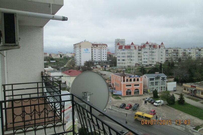 1-комн. квартира, 40 кв.м. на 4 человека, улица Пожарова, 20, Севастополь - Фотография 5