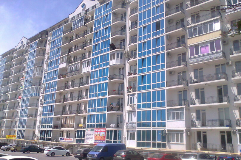 1-комн. квартира, 40 кв.м. на 4 человека, улица Пожарова, 20, Севастополь - Фотография 6