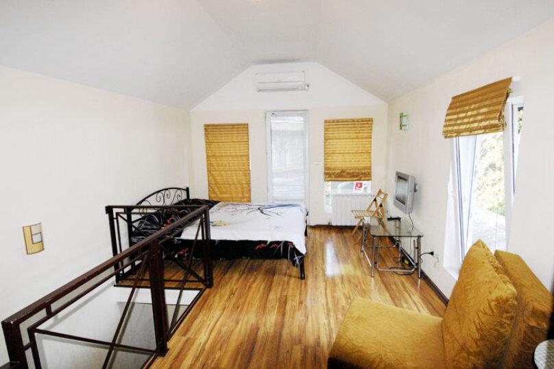 Коттедж у моря в Ялте, 65 кв.м. на 4 человека, 2 спальни, Екатерининская улица, 8, Ялта - Фотография 2