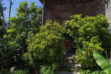Дача с летней кухней, 60 кв.м. на 4 человека, 2 спальни, улица Строителей, 5А, Гурзуф - Фотография 1
