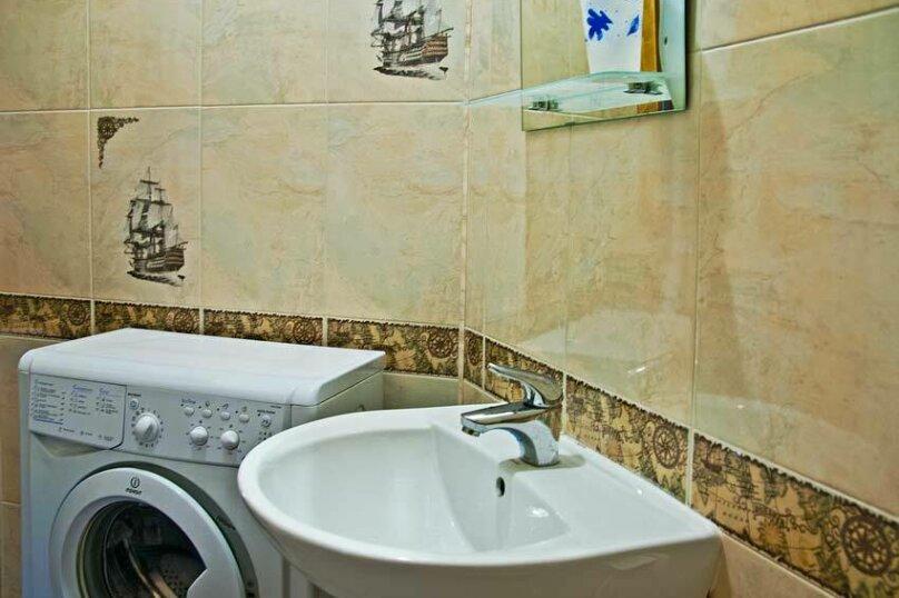 1-комн. квартира, 20 кв.м. на 3 человека, улица Леси Украинки, 4, Ялта - Фотография 12