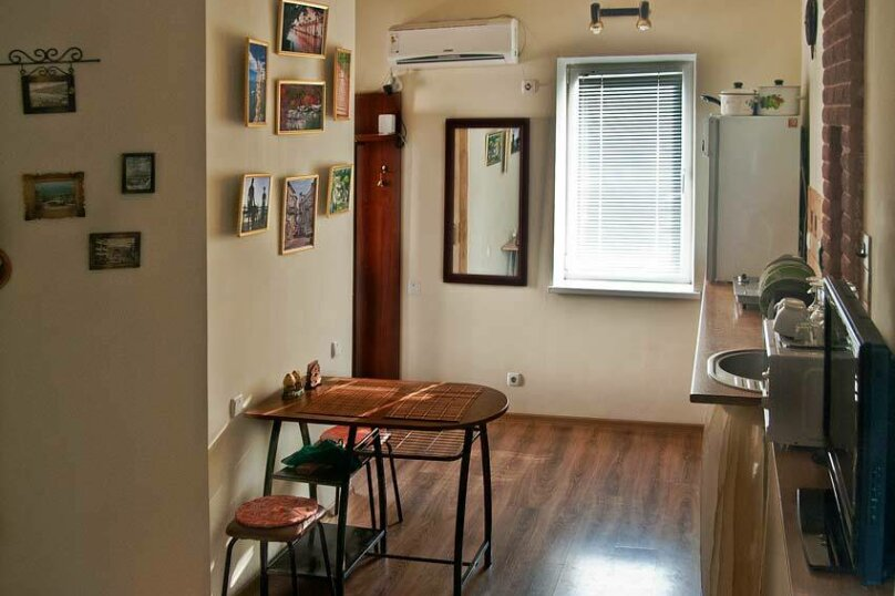 1-комн. квартира, 20 кв.м. на 3 человека, улица Леси Украинки, 4, Ялта - Фотография 1