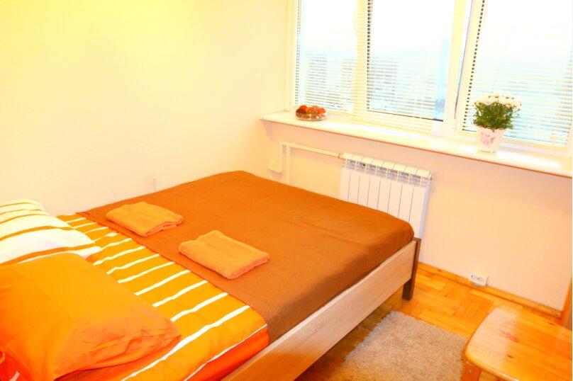Двухместный с одной кроватью, Малый Власьевский переулок, 6, метро Смоленская, Москва - Фотография 2