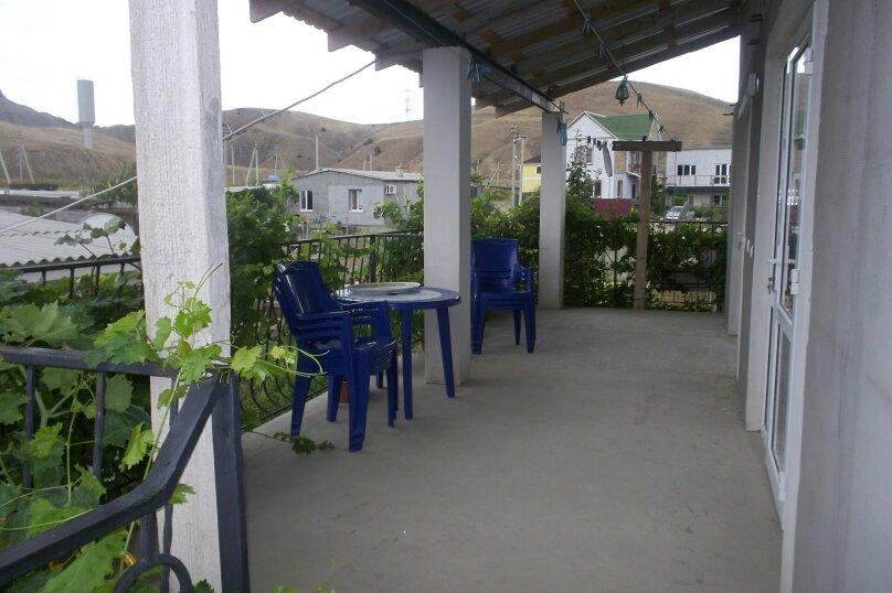 Коттедж, 100 кв.м. на 10 человек, 4 спальни, улица Чобан-Заде, 20, район Алчак, Судак - Фотография 45