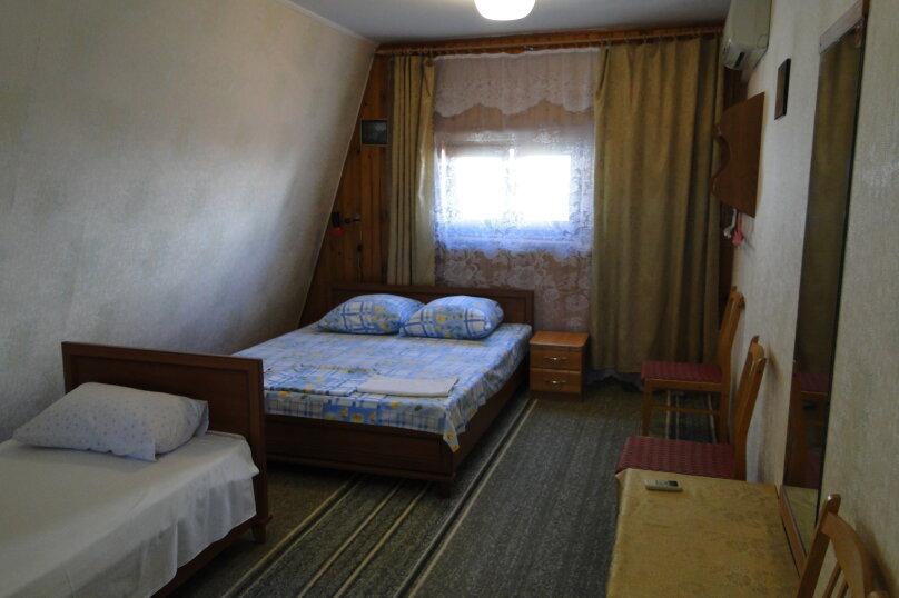 Двухкомнатная квартира, 50 кв.м. на 6 человек, 2 спальни, улица Амет-Хана Султана, 10, Алупка - Фотография 2