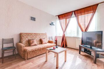 1-комн. квартира, 31 кв.м. на 4 человека, Белы Куна, Фрунзенский район, Санкт-Петербург - Фотография 1