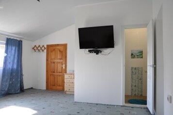 Двухкомнатная часть дома люкс отдельный двор на 6 человек, 2 спальни, улица Васильченко, 16, Симеиз - Фотография 4