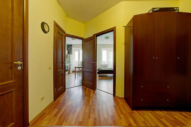 1-комн. квартира, 40 кв.м. на 4 человека, Коломяжский проспект, 15к9, метро Пионерская, Санкт-Петербург - Фотография 2