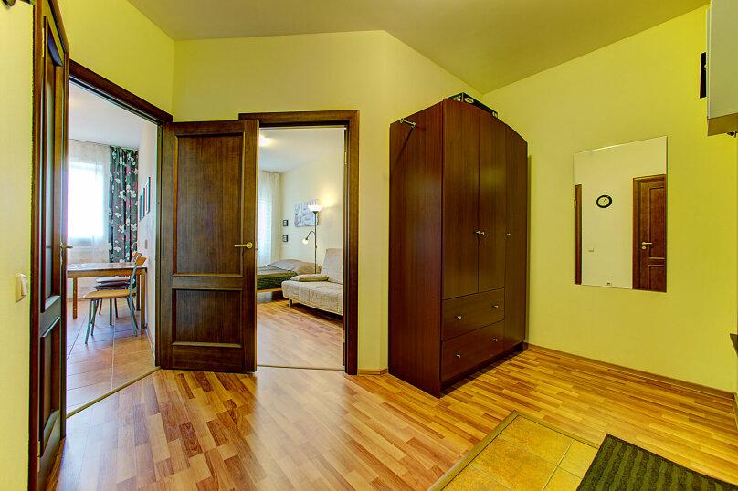1-комн. квартира, 40 кв.м. на 4 человека, Коломяжский проспект, 15к9, метро Пионерская, Санкт-Петербург - Фотография 3
