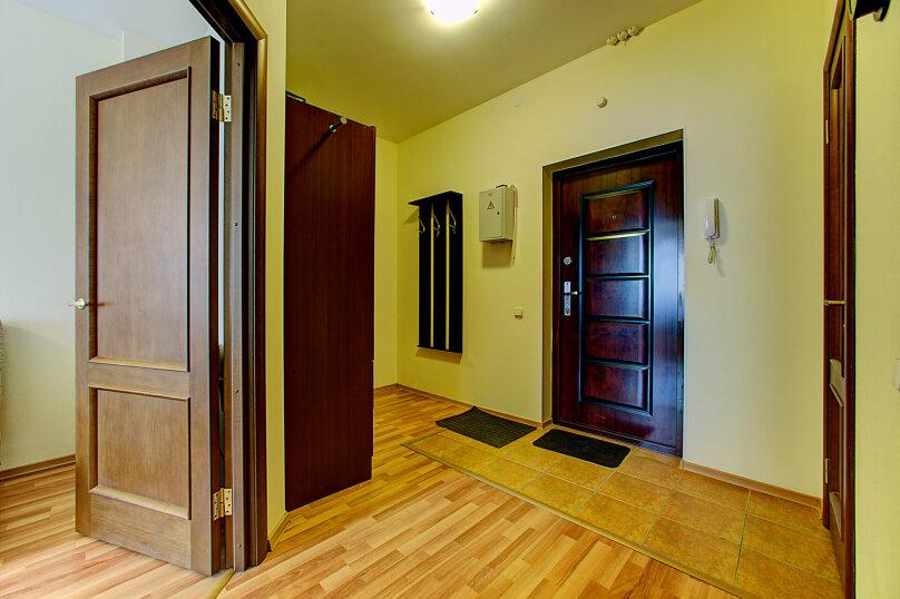 1-комн. квартира, 40 кв.м. на 4 человека, Коломяжский проспект, 15к9, метро Пионерская, Санкт-Петербург - Фотография 4