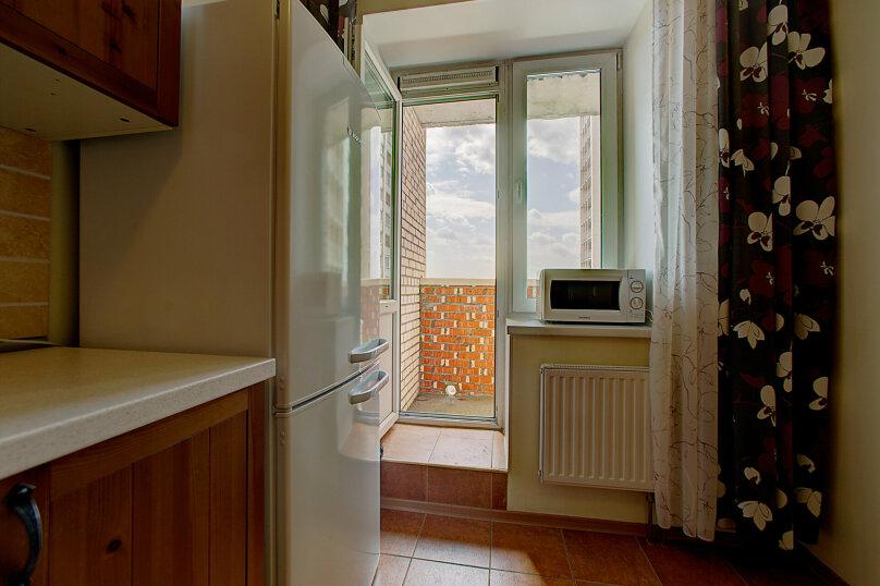 1-комн. квартира, 40 кв.м. на 4 человека, Коломяжский проспект, 15к9, метро Пионерская, Санкт-Петербург - Фотография 14