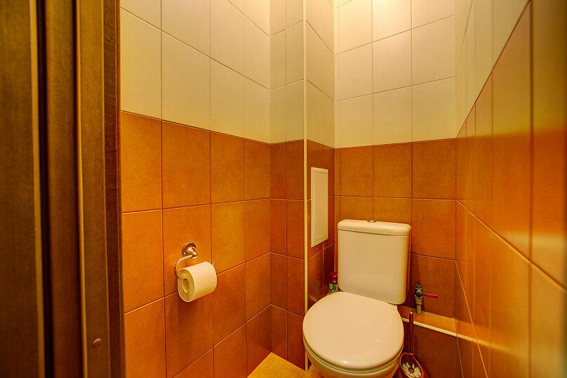 1-комн. квартира, 40 кв.м. на 4 человека, Коломяжский проспект, 15к9, метро Пионерская, Санкт-Петербург - Фотография 21